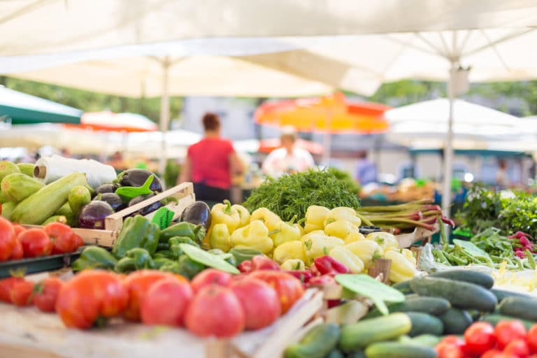 A visit to the Brattleboro Farmers Market is an absolutel must while you're staying at our B&B