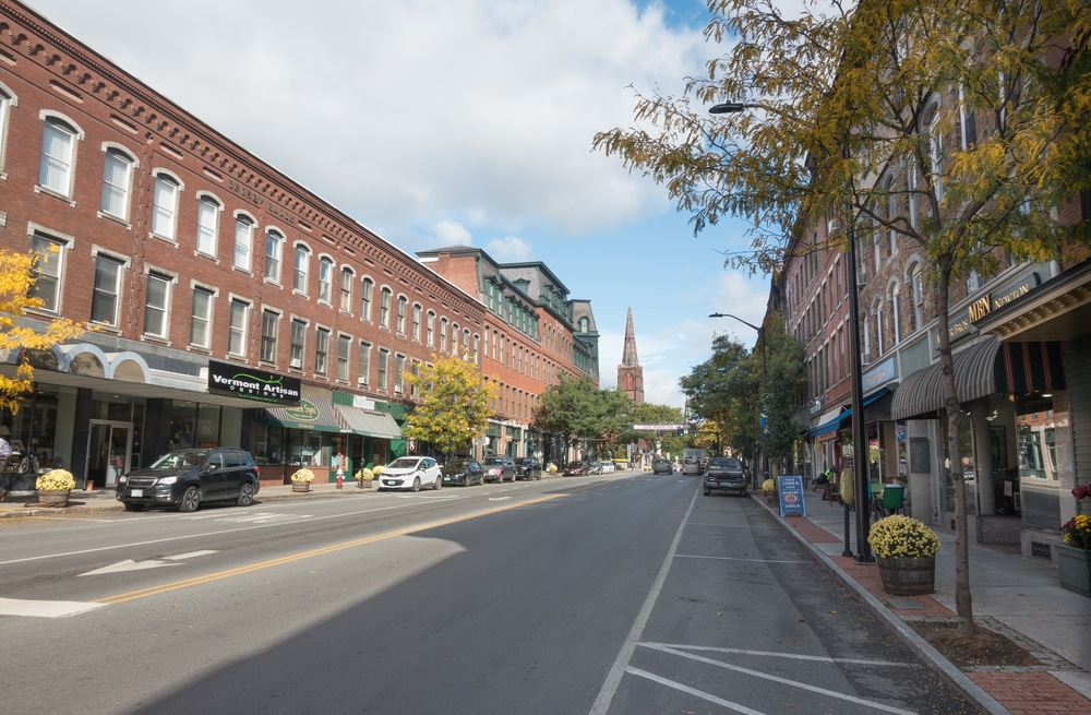 Spend a day shopping in downtown Brattleboro, including visiting the Brattleboro Farmers Market